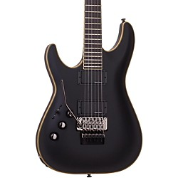 Schecter Guitar Research Blackjack ATX C-1 Left Handed Electric Guitar with Floyd Rose (395)