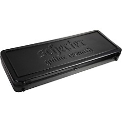 Schecter Guitar Research Guitar Case for S-1, Scorpion, Devil Tribal, and other S-series models (SGR-3S)
