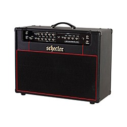 Schecter Guitar Research HR100-C212 Hellraiser USA 100C 100W 2x12 Tube Guitar Combo Amp (4001)