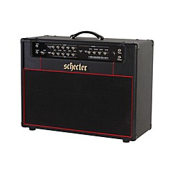 Schecter Guitar Research HR100-C212E HR Stage 100 100W 2x12 Tube Guitar Combo Amp (4008)