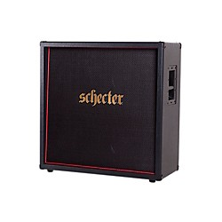 Schecter Guitar Research HR412-ST Hellraiser USA 4x12 Straight Guitar Speaker Cabinet (4005)