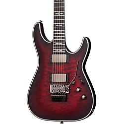 Schecter Guitar Research Hellraiser C-1 FR Extreme Left-Handed Electric Guitar (1898)