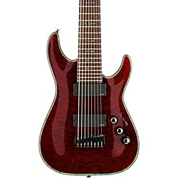 Schecter Guitar Research Hellraiser C-8 Electric Guitar (103)