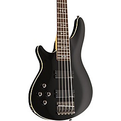 Schecter Guitar Research OMEN-5 BASS Left-Handed Electric Guitar (2095)