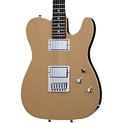 Schecter Guitar Research PT Metallic Gold with Rosewood Fretboard (7007)