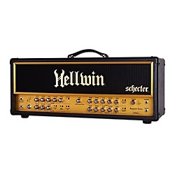 Schecter Guitar Research SYN100-H Hellwin USA 100W Tube Guitar Amp Head (4002)