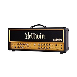Schecter Guitar Research SYN100-HE Hellwin Stage 100W Tube Guitar Amp Head (4009)