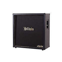 Schecter Guitar Research SYN412-ST Hellwin USA 4x12 Straight Guitar Speaker Cabinet (4003)