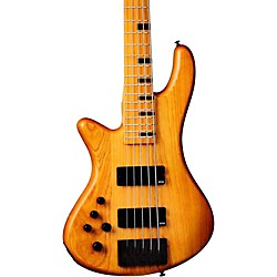Schecter Guitar Research Session Stiletto-5 5 String Left Handed Electric Bass Guitar (2855)