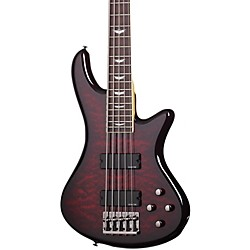 Schecter Guitar Research Stiletto Extreme-5 String Bass (2502)