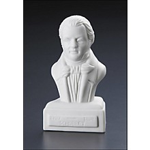 "Willis Music Schubert 5"" Statuette"