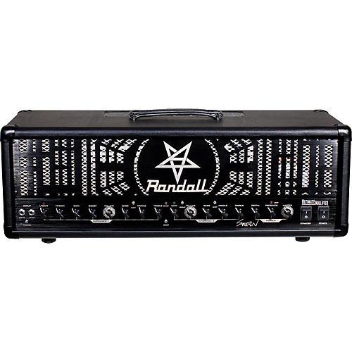 Randall Scott Ian Ultimate Nullifier 120W Guitar Tube Head-thumbnail