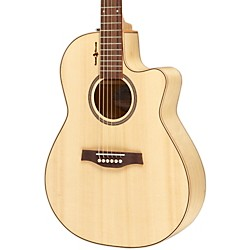 Seagull Amber Trail CW Folk SG Acoustic-Electric Guitar (036479)