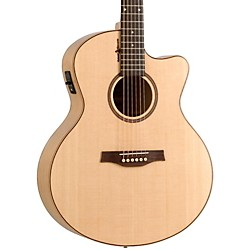 Seagull Amber Trail CW Mini Jumbo SG Acoustic-Electric Guitar (036462)