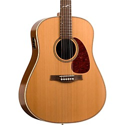 Seagull Artist Mosaic QII Acoustic-Electric Guitar (33508)