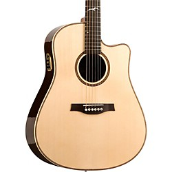 Seagull Artist Studio QII Cutaway Acoustic Electric Guitar (33478)