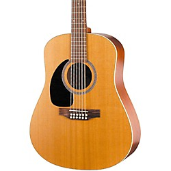 Seagull Coastline Series S12 Dreadnought Left-Handed 12-String Acoustic Guitar (29365)