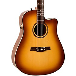 Seagull Maritime SWS Creme Brulee CW GT QI Acoustic-Electric Guitar (036264)