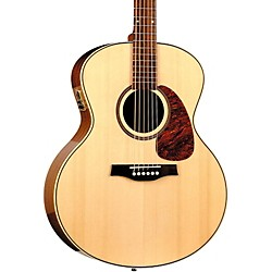 Seagull Maritime SWS Mini Jumbo High Gloss QI Acoustic-Electric Guitar (32440)