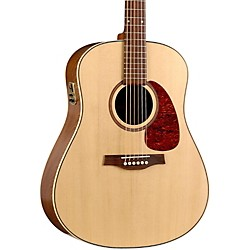 Seagull Maritime SWS Semi-Gloss QI Acoustic-Electric Guitar (32679)