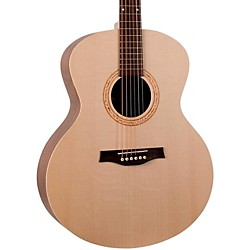 Seagull Walnut Mini Jumbo Acoustic Guitar (39180)