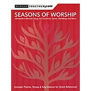 Worship Together Seasons of Worship Sacred Folio Series Softcover Performed by Various