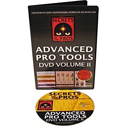 Secrets of the Pros Advanced Pro Tools DVD: Volume II (PT-002)