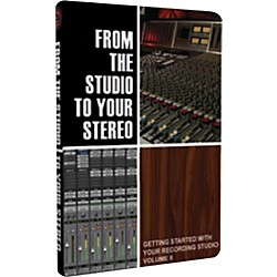 Secrets of the Pros From the Studio to Your Stereo: Volume II DVD-Rom (RMS-002)