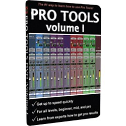 Secrets of the Pros Pro Tools DVD: Volume I Revised 2nd Edition DVD-Rom (PT-001v2)