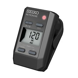 Seiko Clip-On Metronome (DM51B_136130)