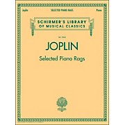 G. Schirmer Selected Piano Rags By Joplin