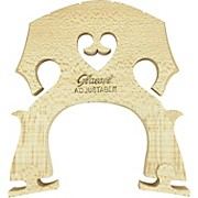 Glaesel Self-Adjusting 1/2 Cello Bridge