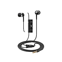 Sennheiser MM 70i In-Ear Stereo Headphones w/ Microphone (504161)