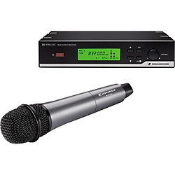 Sennheiser XSW 35-A Wireless Handheld Vocal Set (504935)