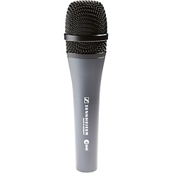 Sennheiser e845 Pro Performance Vocal Microphone (E845)