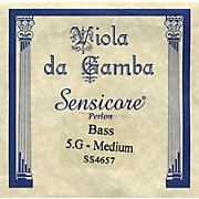 Super Sensitive Sensicore Bass Viola de Gamba Strings