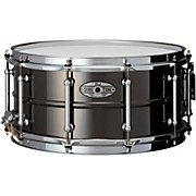 Pearl Sensitone Beaded Brass Snare Drum