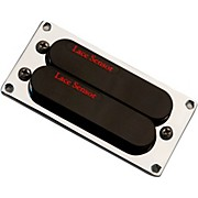 Lace Sensor Red-Red Dually T-Plus Humbucker Guitar Pickup