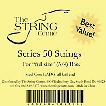The String Centre Series 50 Double Bass String Set
