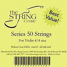 The String Centre Series 50 Violin string set