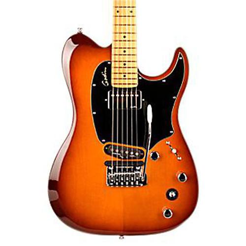 Godin Session Custom TriplePlay Electric Guitar-thumbnail