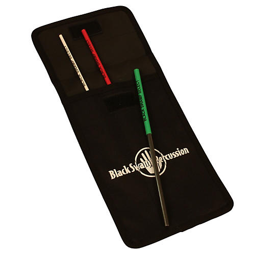 Black Swamp Percussion Set of 3 Select Triangle Beaters with Nylon Case-thumbnail