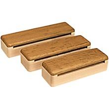 SCHLAGWERK Set of 3 Woodblocks