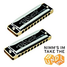 SEYDEL Set of 7 - SOLIST PRO Harmonica  and Softcase