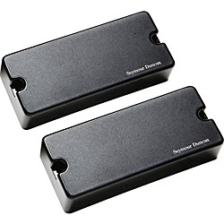 Seymour Duncan Blackouts AHB-1s 7-String Phase II Active Humbucker neck & bridge set (11106-38-B-7Str)