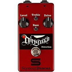 Seymour Duncan Dirty Deed Distortion Pedal (11900-001)