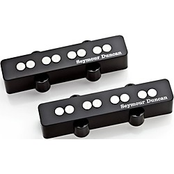 Seymour Duncan Quarter Pound Jazz Bass Pickup Set (11402-56)