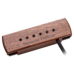 Seymour Duncan Woody XL Adjustable Pole Pieces Soundhole Pickup (11500-32-WLN)