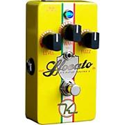 Keeley Sfocato Fuzz Wah Guitar Effects Pedal