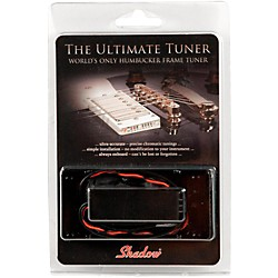 Shadow Humbucker Ring Tuner for Tremolo Electric Guitar (SHA-HBTTR-BK)